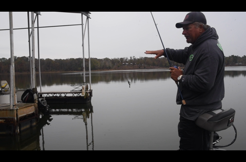 Fishing Docks with Denny Brauer